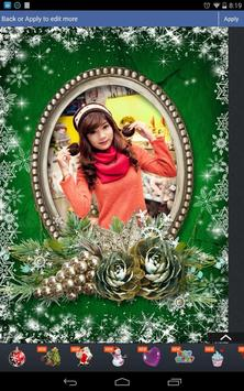 Christmas Photo Frames Pro Fre poster