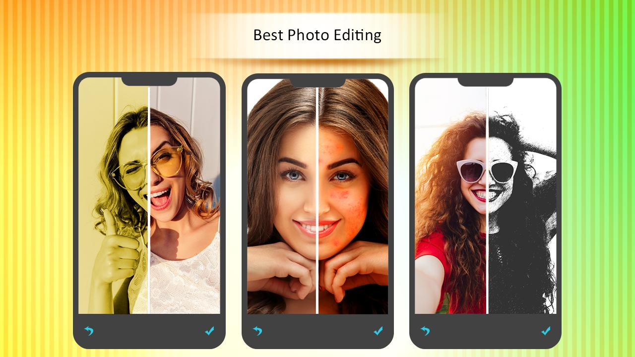 Camera Beauty Photo Effects: Selfie Filters App for Android - APK