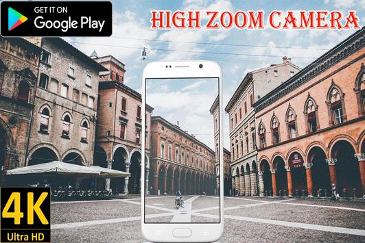 High Mega Zoom Camera HD 2017 poster