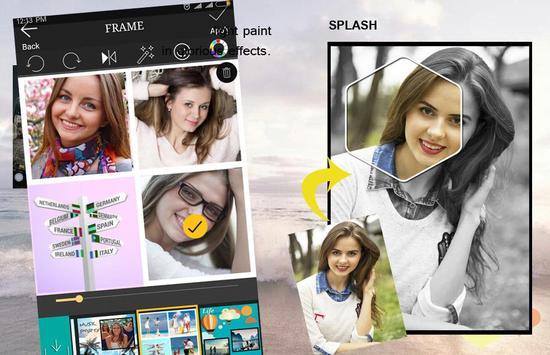 Beauty Plus 612 : All In One Photo Editor apk screenshot