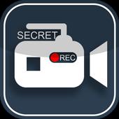 secret video recorder icon