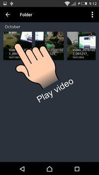 background video recorder apk screenshot