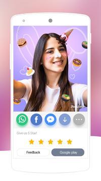 Sweet Face Camera screenshot 2