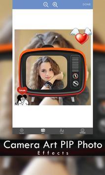 Camera Art PIP Photo Effects screenshot 15