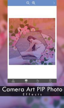 Camera Art PIP Photo Effects screenshot 1