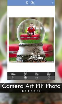 Camera Art PIP Photo Effects screenshot 2
