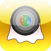 Camera for Snapchat icon