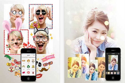 Camera for Snapchat poster