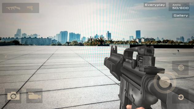 Gun Camera 3d Weapons screenshot 2