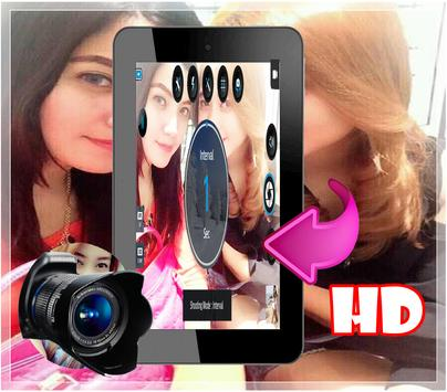 HD Camera DSLR poster