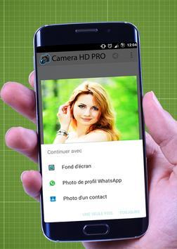 Caméra HD selfie Pro screenshot 4