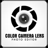 Color Camera Lens Photo Editor icon