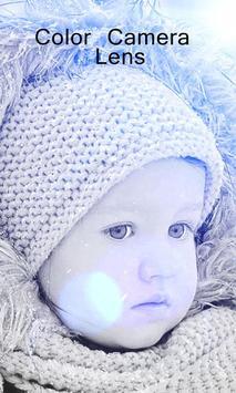 Color Camera Lens Photo Editor apk screenshot