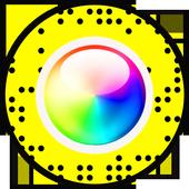 Camera Snapchat Lens icon