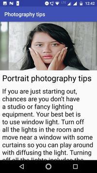 Camera -Tips screenshot 3