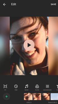 Video Editor Music,Cut,No Crop apk screenshot