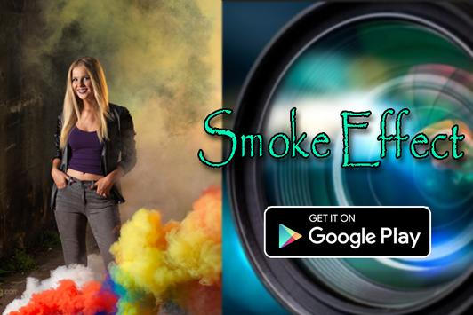 Camera Smoke 360 Art Effect screenshot 2
