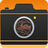 Camera Tattoo, Tattooing Photo icon