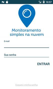 Monitoramento simples na nuvem poster