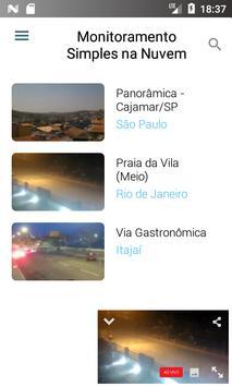 Monitoramento simples na nuvem screenshot 1