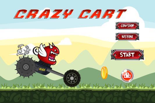 Crazy Cart poster