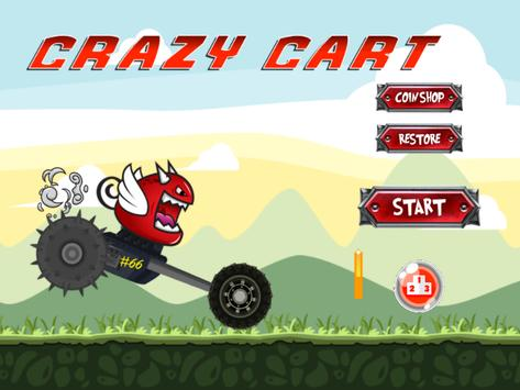 Crazy Cart screenshot 3