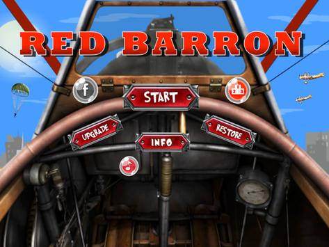 Red Barron apk screenshot