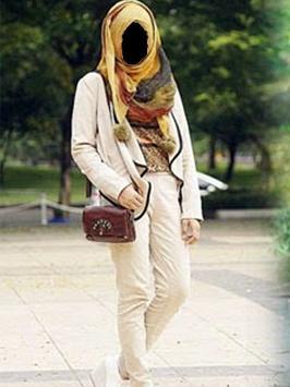 Fashion Hijab Editor screenshot 2