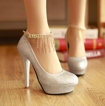 Wedding Shoes Bride poster