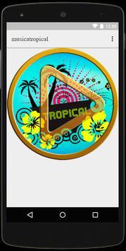 Radio Musica Tropical Crossover Free screenshot 11