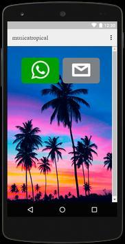 Radio Musica Tropical Crossover Free screenshot 17