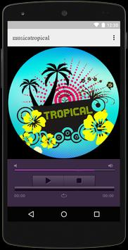 Radio Musica Tropical Crossover Free screenshot 7