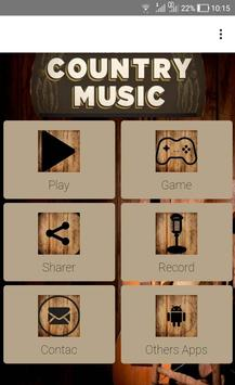 Country Music Musica Country Gratis screenshot 5