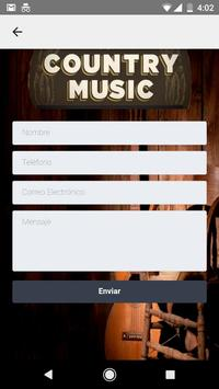 Country Music Musica Country Gratis screenshot 1