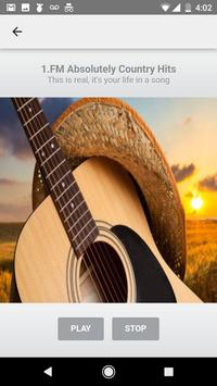 Country Music Musica Country Gratis screenshot 2