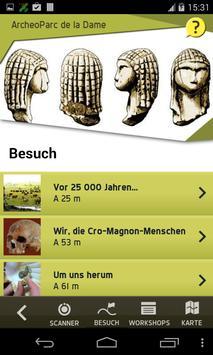 ArcheoParc Dame Brassempouy DE screenshot 2