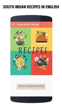 400+ South Indian Recipes in English screenshot 4