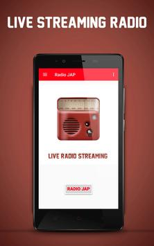 Radio Japan - FM Radio Online screenshot 4