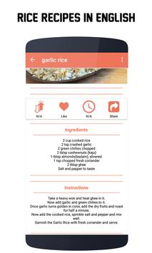 360+ Rice Recipes in English screenshot 3