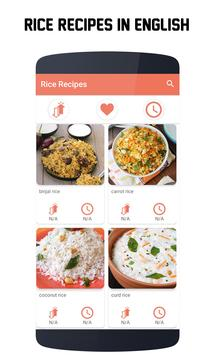 360+ Rice Recipes in English poster