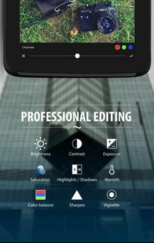 Camly photo editor & collages apk screenshot
