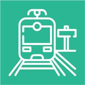 Indian Railway Train info - IRCTC PNR Status icon