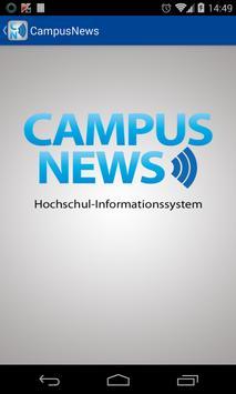 CampusNews poster