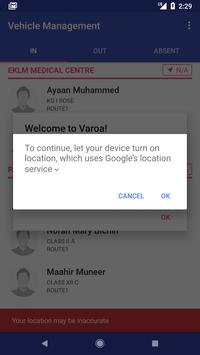 Varoa Demo (Unreleased) apk screenshot