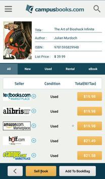 CampusBooks screenshot 3