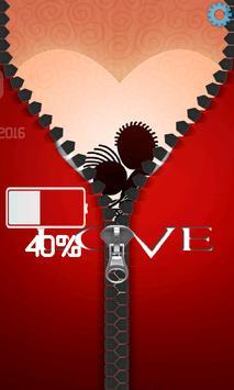 Zipper Lock Screen apk screenshot