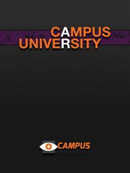 Campus University poster