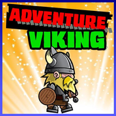 VIKING Adventure Run Game icon