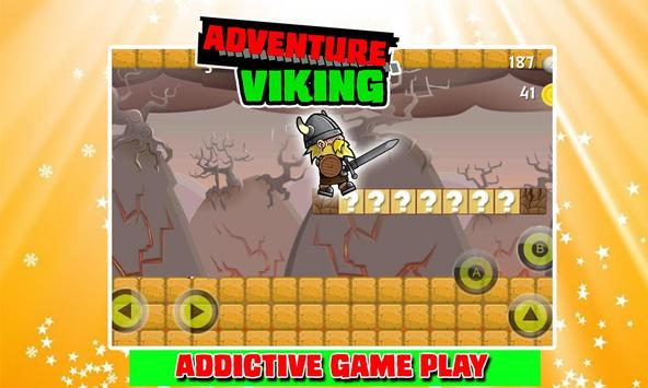 VIKING Adventure Run Game apk screenshot