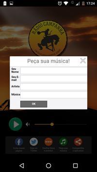 Rádio Campanha 2.4 screenshot 1